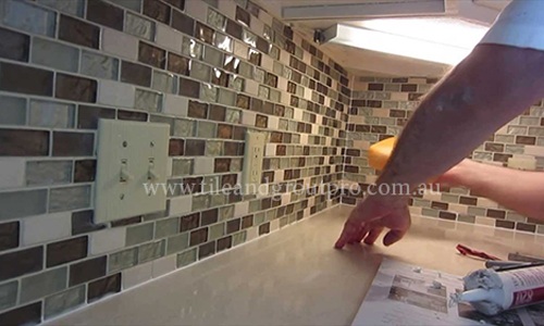 Regrouted