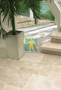limestone tiles honed santa anna Wellcamp cleaning