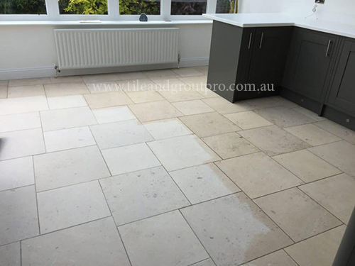 polishing Limestone Tiles