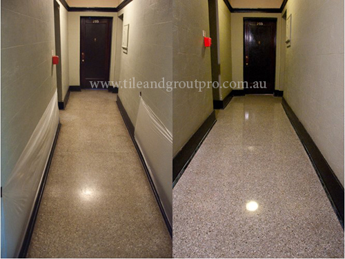 scratch-removal terrazzo Tiles